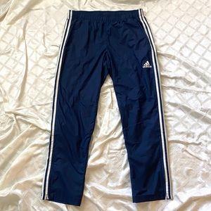Adidas Dark Blue Track Pants